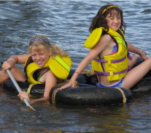Guides is all about fun and friendship.