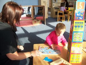 A major emphasis for the new Learning Federation is on early years education.