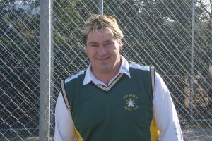 Coach Mark Little is looking forward to a big season for Old Beach Cricket Club.