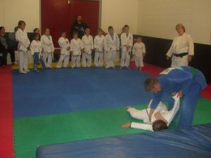 The judo classes add to a wide range of offerings at Bridgewater PCYC.